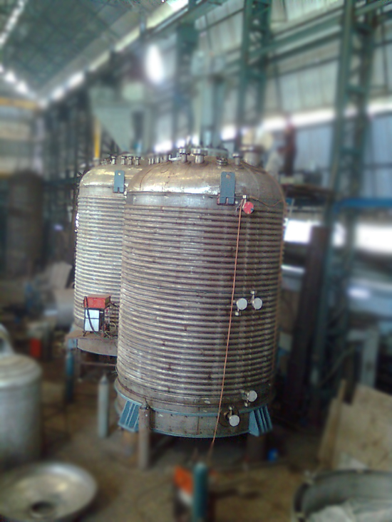 Steelcons Engineers Pvt Ltd U Stamp Pressure Vessel U