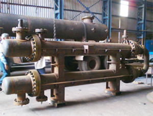 Condenser Shell & Tube Type Manufacturers