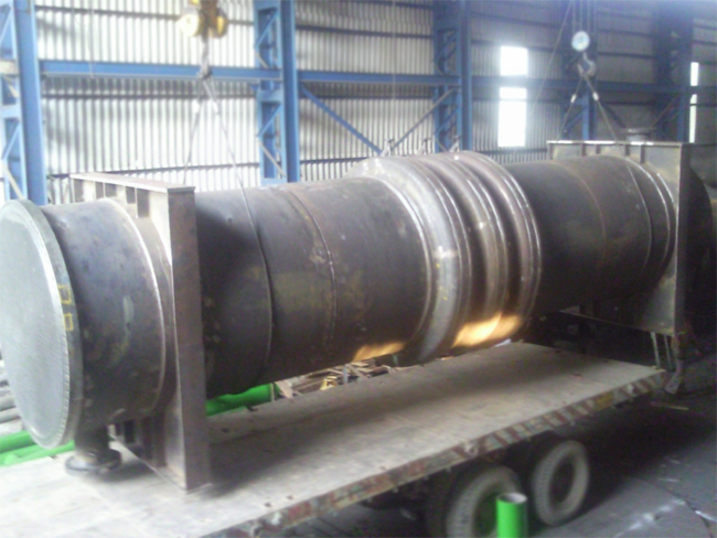 Heat Exchanger with Expansion Bellows Manufacturers