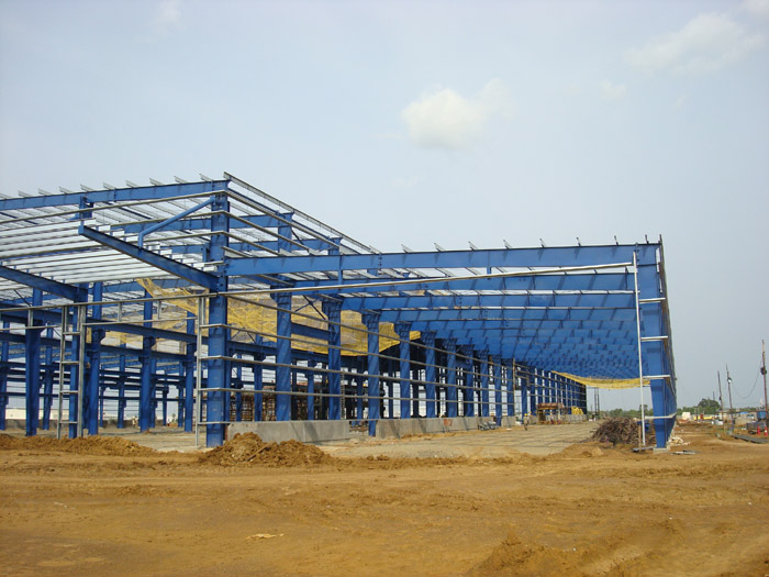 Industrial Structures Manufacturers