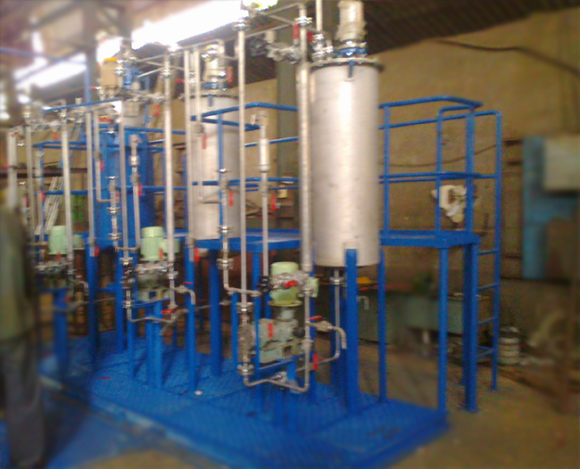 Mild Steel Dosing Systems Suppliers