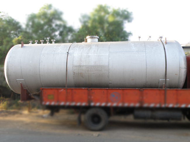 Stainless Steel Storage Tanks Suppliers